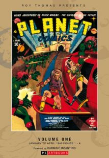 Fiction House Collected Works - Planet Comics (Vol 1)